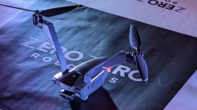 再有新機延誤! 兩軸無人機 V-Coptr Falcon 受肺炎影響延遲出貨時間