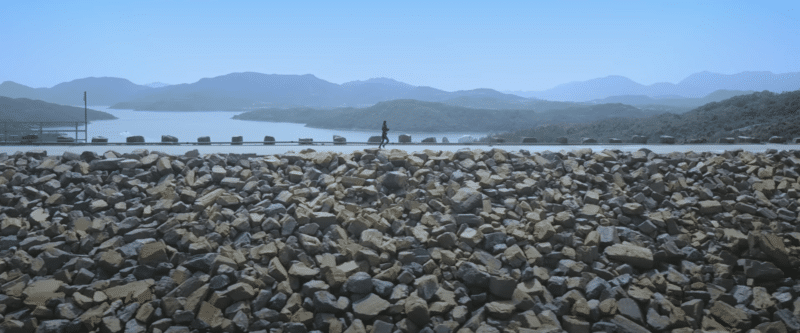 【航拍日記】拍出萬宜水庫東壩層次感 可以這樣取鏡