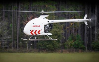可載重 180 公斤 加國無人機進行超視距測試