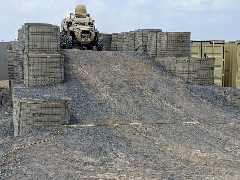 THOR 反無人機系統 大範圍掃蕩無人機