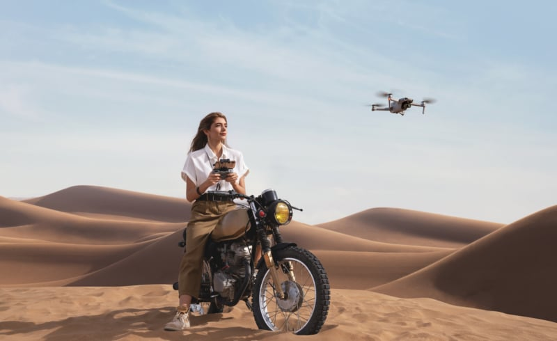 DJI 親自揭秘 Mavic Air 2 研發過程 解釋棄用 1 代機身外形原因