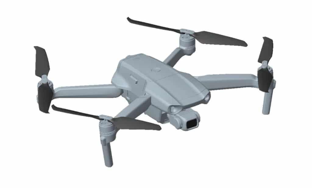 DJI 亲自揭秘 Mavic Air 研发过程 解释弃用 1 代机身外形原因