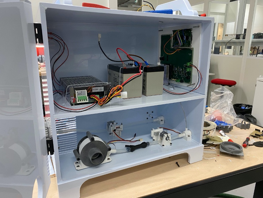 法國無人機廠商 Parrot 捐 5000 引擎 助生產簡化呼吸機抗疫