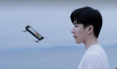 DJI 發佈 Mamo 飛行平台? 讓你的手機變身航拍機!