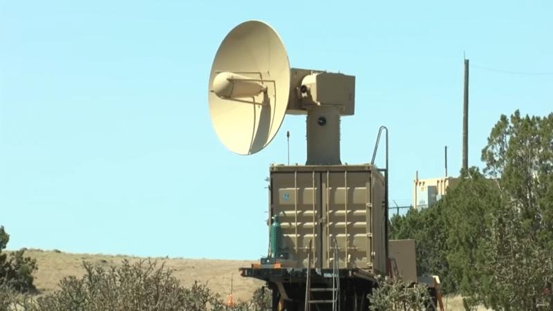 美國空軍海外測試 THOR 反無人機系統 大範圍掃除威脅
