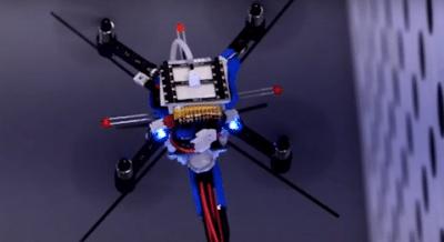 研發靈感來自蚊子 傳感器助無人機黑暗中有效避障