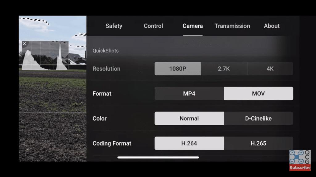 DJI Mavic Air 2 再被發現拍攝功能有落差 一鍵短片選不到 4K 來拍
