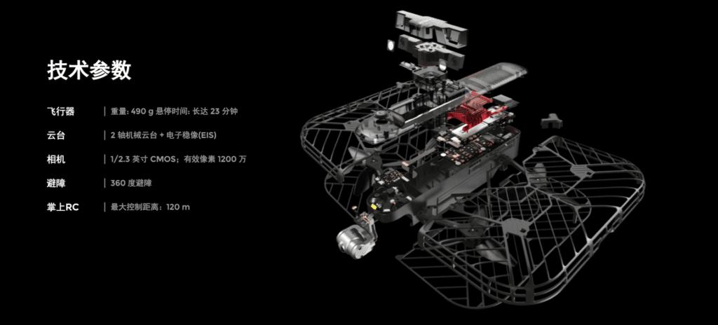 Hover 2 以直播無人機定位開賣 可搭配單手遙控器操作