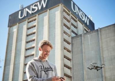 DJI 與新南威爾斯大學合作 推動培訓研究和交流 培育工程人才