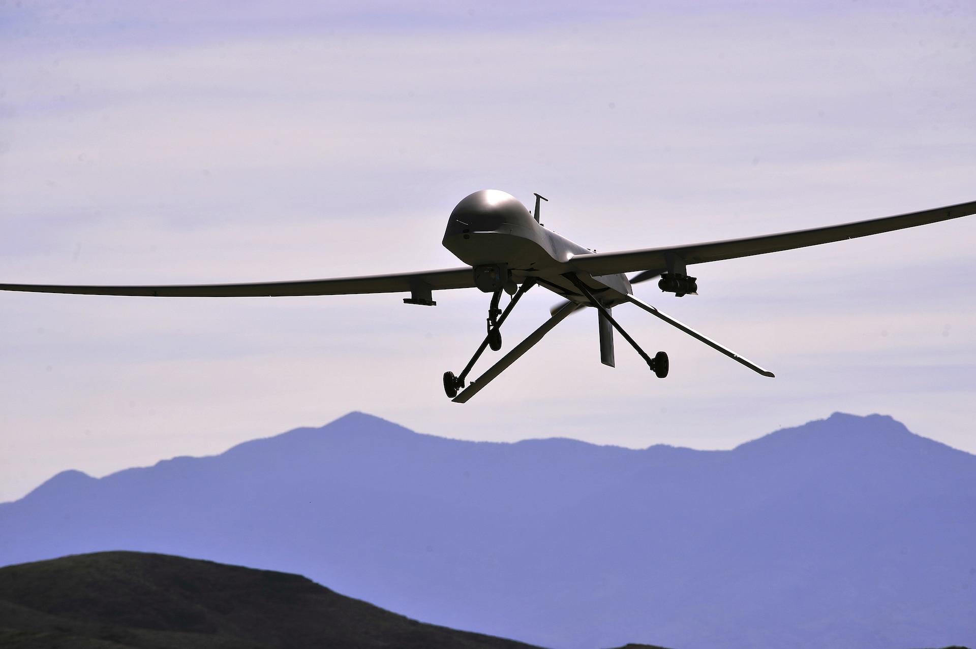 中印角力! 印度有意向美國購入察打一體「掠奪者」無人機