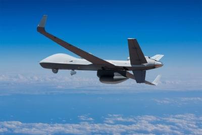 美擬對台出售 4 架「海上衛士」偵察無人機 中方:堅決反對
