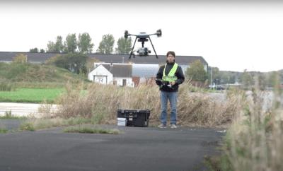 美無人機企業開辦課程 助失業飛機師換「跑道」謀生