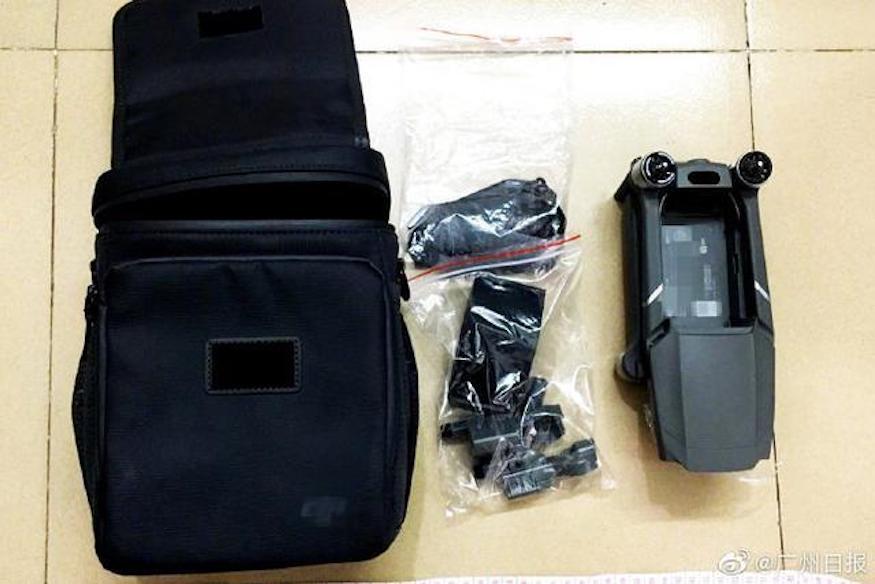 借收購驗貨之名騙走飛友航拍機 21 歲廣州男子被捕