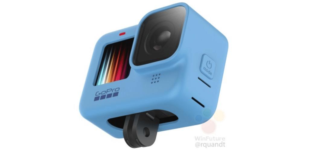 GoPro Hero 9 規格曝光 20MP 感光元件可拍攝 5K 影片