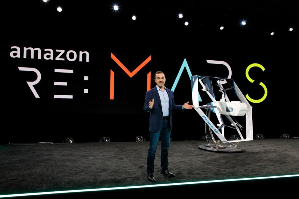 Amazon 獲 FAA 批准使用無人機貨運 稱會繼續測試開發多年之技術