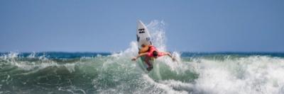 亞洲第一女衝浪手 空拍衝浪影片見超強技巧