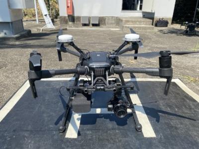日電視台開發無人機測量系統 可檢測發射站無線電波