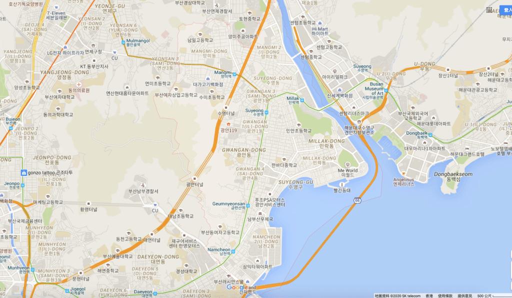 釜山男涉用無人機偷拍公寓內男女交歡 警追查兩星期後緝拿歸案