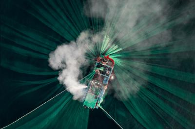 第一屆空中攝影大獎賽果出爐 這些佳作在數千作品中脫穎而出